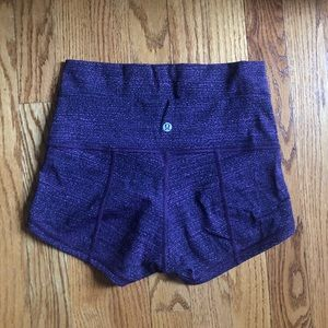 Lululemon Spandex Shorts
